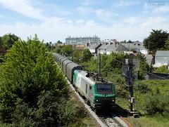 BB 27006 Fret + Bâchés (ChristopherSNCF56) Tags: fret sncf train bâchés wagon ferroviaire marchandises bb27000 prima bb27006