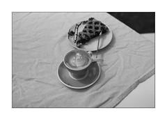Sunday break [good life continued] (Istvan Penzes) Tags: leicammonochromtyp246 penzes manualfocus rangefinder availablelight handheld bw black white leicasummilux50mmasph