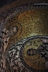 Pammakaristos (fusion-of-horizons) Tags: pammakaristos parakklesion παρεκκλήσιον chapel church fethiye camii byzantine architecture orthodox mosaic mozaic byzantium murals interior icons iconography history biserica arhitectura unesco worldheritage dome vaulting constantinopolitan bizantin byzantin byzanz byzantinisch orthodoxy ορθοδοξία ορθόδοξοσ eikōn cupola christpantocrator pantokrator παντοκράτωρ arhitectură bizantină βασιλεία ῥωμαίων ῥωμανία архитектура византии βυζαντινή eastern roman empire museum mosaics constantinople κωνσταντινούπολισ istanbul mosque monastery palaeologanrenaissance palaiologianrenaissance iconografie turkey art greek inscribedgreekcrossplan crucegreacainscrisa pandantivi pendentive pendentives crossinsquare brick stone caramida zidarie brickwork gold greekchurches