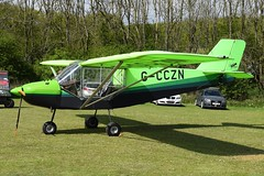 G-CCZN Rans S.6 Coyote II (graham19492000) Tags: pophamairfield gcczn ranss6 coyoteii