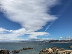 (susocl1960) Tags: ceuta chorrillo cielo nube playa marruecos