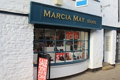 Marcia May Shoes Mill Street Oakham Rutland 2019 (@oakhamuk) Tags: marciamay shoes millstreet oakham rutland 2019