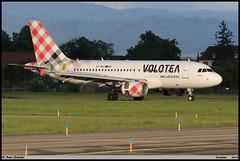 AIRBUS A319 111 VOLOTEA EC-MUT 2240 Entzheim avril 2019 (paulschaller67) Tags: airbus a319 111 volotea ecmut 2240 entzheim avril 2019