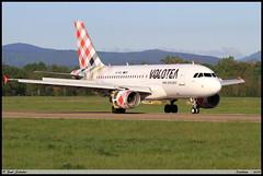 AIRBUS A319 111 VOLOTEA EC-MTL 2053 Entzheim avril 2019 (paulschaller67) Tags: airbus a319 111 volotea ecmtl 2053 entzheim avril 2019