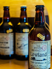 Bottle of Lowland (French Farmhouse Ale) Potton Brewery (Panasonic S1 & S Lumix 24-105mm F4) (1 of 1) (markdbaynham) Tags: bottle beer cerveza realale ale craftbeer bitter birra panasoniclumix lumix lumixer lumixs lumixszoom 24105mm 24105mmf4 fullframe mirrorless mirrorlesscamera mirrorlessfullframe panasonic s1 dmcs1 lumixs1 label panasonicmirrorless panasonicfullframe ff fullframedigital panasonics1 fullframemirrorlesscamera