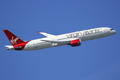 G-VAHH Virgin Atlantic Airways Boeing 787-9 Dreamliner departing London Heathrow on 13 May 2019 (Zone 49 Photography) Tags: aircraft airliner aeroplane may 2019 london england egll lhr heathrow airport vs vir virgin atlantic airways boeing 787 789 9 dreamliner gvahh