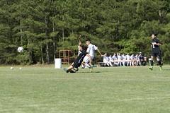 "KLEB1089 (bil_kleb) Tags: outdoor ""team sport"" ""field game"" sports actions sport youth boys men u19 virginia ""high school"" soccer tabb ths varsity"