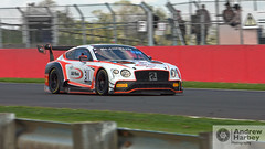 Ignoring the laws of physics (ajh_1990) Tags: jd pierce team parker racing blancpain gt gt3 endurance series 2019 grand prix circuit sun sunny sunshine track car cars race pro am assetto corsa competizione sponsor pirelli silverstone bentley continental boatley big chunky large sizeable