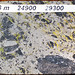 Sulfidic basaltic lapillistone (Middle Tholeiitic Unit, Kidd-Munro Assemblage, Neoarchean, 2.711 to 2.719 Ga; drill core at the Potter Mine, east of Timmins, Ontario, Canada) 9