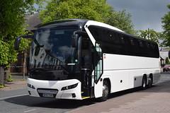 OY67DXU  Reays, Wigton (highlandreiver) Tags: oy67dxu oy67 dxu reays coaches wigton penrith workington egremont barrow neoplan tourliner bus coach highland heritage carlisle cumbria