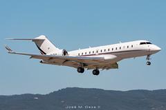 Net Jets BD-700-1A10 Global 6000 CS-GLA (José M. Deza) Tags: 20190513 bd7001a10global6000 bombardier csgla gro gironacostabrava lege netjets planespotting spotter aircraft