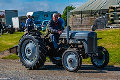 Day out to the STPC Tractor Pulling at BA Vintage Fair 19/05/2019