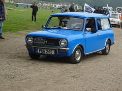 1977 Leyland Mini Clubman 1100 (Neil's classics) Tags: vehicle 1977 leyland mini clubman 1100 wagon estate car