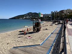Santa Eulalia Ibiza May 2019 (Ibiza Magic) Tags: santaeularia ibiza may 2019 beach strand playa