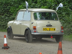 1980 Austin Morris Mini Clubman 1100 (Neil's classics) Tags: vehicle 1980 austin morris mini clubman 1100 car