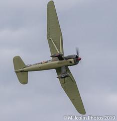 I20A7649 (flying.malc) Tags: shuttleworth oldwarden plane planes aeroplane aeroplanes aircraft airfield ww2 war warbirds classic veteran