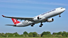 TC-JOA (AnDyMHoLdEn) Tags: turkishairlines a330 staralliance egcc airport manchester manchesterairport 23l