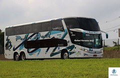 Pedra Azul - 30000 (RV Photos) Tags: turismo bus onibus doubledecker br116 rodoviapresidentedutra pedraazul scania marcopolo marcopolog7 paradiso1800dd