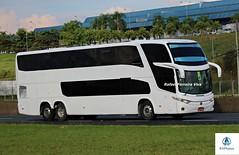 Particular (RV Photos) Tags: turismo bus onibus doubledecker br116 rodoviapresidentedutra mercedesbenz marcopolo marcopolog7 paradiso1800dd