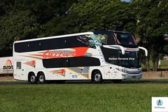Olitur - 1970 (RV Photos) Tags: turismo bus onibus doubledecker br116 rodoviapresidentedutra olitur scania marcopolo marcopolog7 paradiso1800dd