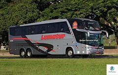 Lumatur - 2020 (RV Photos) Tags: turismo bus onibus br116 rodoviapresidentedutra lumatur scania marcopolo marcopolog7 paradiso1600ld