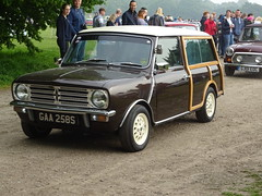 1977 Leyland Mini Clubman Estate (Neil's classics) Tags: vehicle 1977 leyland mini clubman estate wagon car