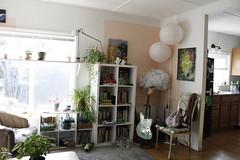 _MG_8595 (condor avenue) Tags: olympia washington thesecretgarden house livingspace interiordesign houseplants guitar