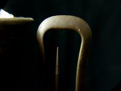Scales (Andy Sut) Tags: copper brass macro closeup kitchen macromondays macromonday
