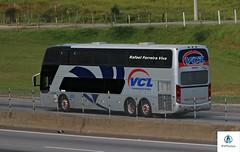 VCL - 4207 (RV Photos) Tags: bus onibus doubledecker turismo br116 rodoviapresidentedutra vcl busscar panorâmicodd