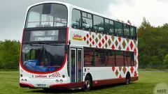 Lothian Buses (Haste Ye Back) Tags: lothianbuses lothian701 sn55bjx svbm wrightbus wrighteclipsegemini