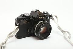 IMG_0329 (pockethifi) Tags: nikon fm2 fm2n 50f18 analog film camera manual