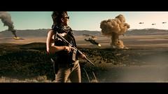 Post Americana (Daniel Medley) Tags: portrait postapocalyptic battlefield nikon d5200nikon 35mm 18flashpointoff camera flash cinema cinematic composite