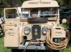 The Story of the Grizzly Torque (Repp1) Tags: abfm allbritishfieldmeet bc canada cars transportation vancouver vandusengardens landrover robertbateman grizzlytorque