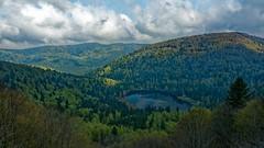 Lac de Blanchemer - Mai 19 - 05 (sebwagner837_55) Tags: lac blanchemer bresse route crêtes vosges lorraine grand est grandest france
