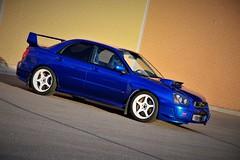 _MG_5805 (Grumbaw) Tags: subaru wrx sti 2004 worldrallyblue rally autocross racecar lethbridge alberta canada fast turbo modified