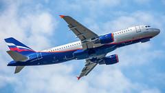VQ-BAX (fakocka84) Tags: lisztferencairport lhbp aeroflot vqbax airbusa320214