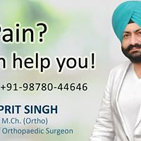 Total Knee Replacement | Joint Replacement |  Dr. Harprit Singh | Best Doctor | Orthonova Hospital (orthonovahosp) Tags: knee replacement amritsar surgeon hip