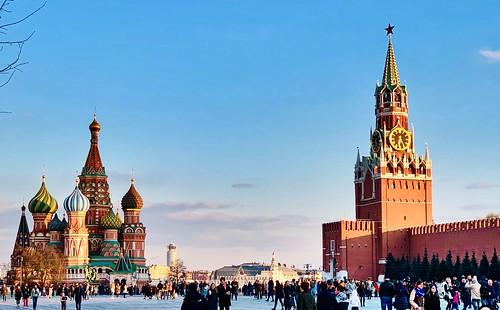 Moscow!