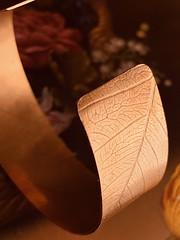 Copper bracelet (tanith.watkins) Tags: bracelet copper macromondays