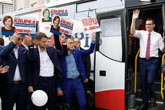 Wizyta w Kielcach (19.05.2019) (Prawo i Sprawiedliwość) Tags: pis prawoisprawiedliwość premier mateuszmorawiecki kielce