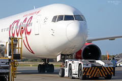 Air Canada Rouge (ab-planepictures) Tags: air canada rouge boeing 767 puj flugzeug punta cana flughafen airport plane planespotting aircraft avaition