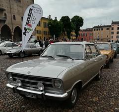 Opel Kadett B (Giulio Pedrana - La Tenaglia Impazzita) Tags: opelfans opel vintagecars raduniautostoriche mantova
