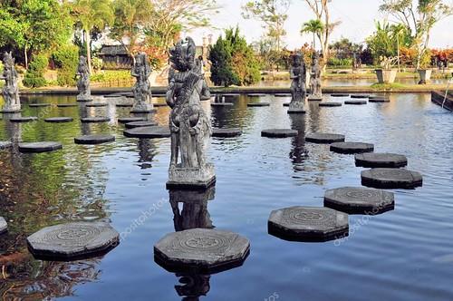 Water Palace of Tirta Gangga