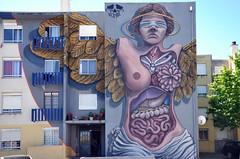 Quinta do Mocho - Loures (Portugal) (jaime.silva) Tags: quintadomocho portugal portugalia portugalsko portugália portugalija portugali portugale portugalsk portogallo portugalska portúgal portugāle lisboa lisbon lisbonne lissabon lisszabon lisbona lisabona lisabon lissabonin lisabonos lissaboni lisabonas lizbona lizbon lizbonska loures sacavem streetart streetartist muralpainting mural pinturamural spraypaint spray spraypainting graffiti graf urban urbanart arteurbana violant