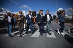 #Europeias2019 Paulo Rangel no Distrito de Braga