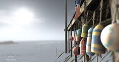 Endless // all at sea (Mara Telling:) Tags: sl secondlife sea ocean endless