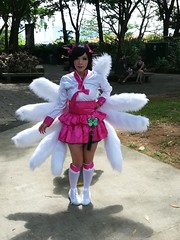 cosplay (j0035002-2) Tags: people cosplay fantasy costume roleplay