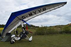 G-MYYB Solar Wings Pegasus (graham19492000) Tags: pophamairfield gmyyb solarwings pegasus