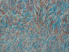 Ordered Chaos (mikecogh) Tags: abstract publicart texture seaton mural patterns repetition