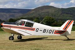 G-BIOI_04 (GH@BHD) Tags: gbioi san dr1050 jodel kilkeelderryogeairfield kilkeel aircraft aviation